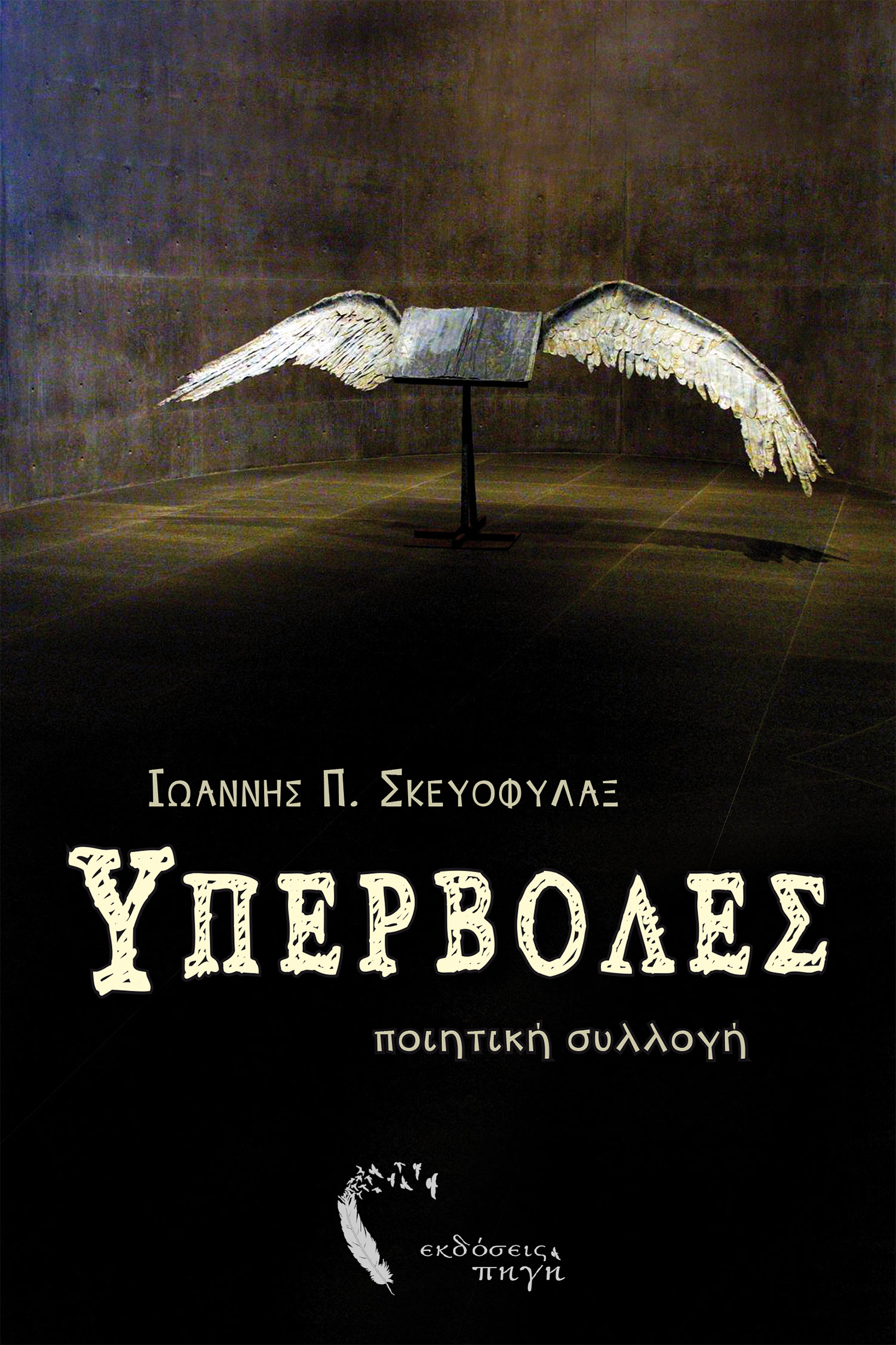 Υπερβολές, Ιωάννης Σκευοφύλαξ, Εκδόσεις Πηγή - www.pigi.gr