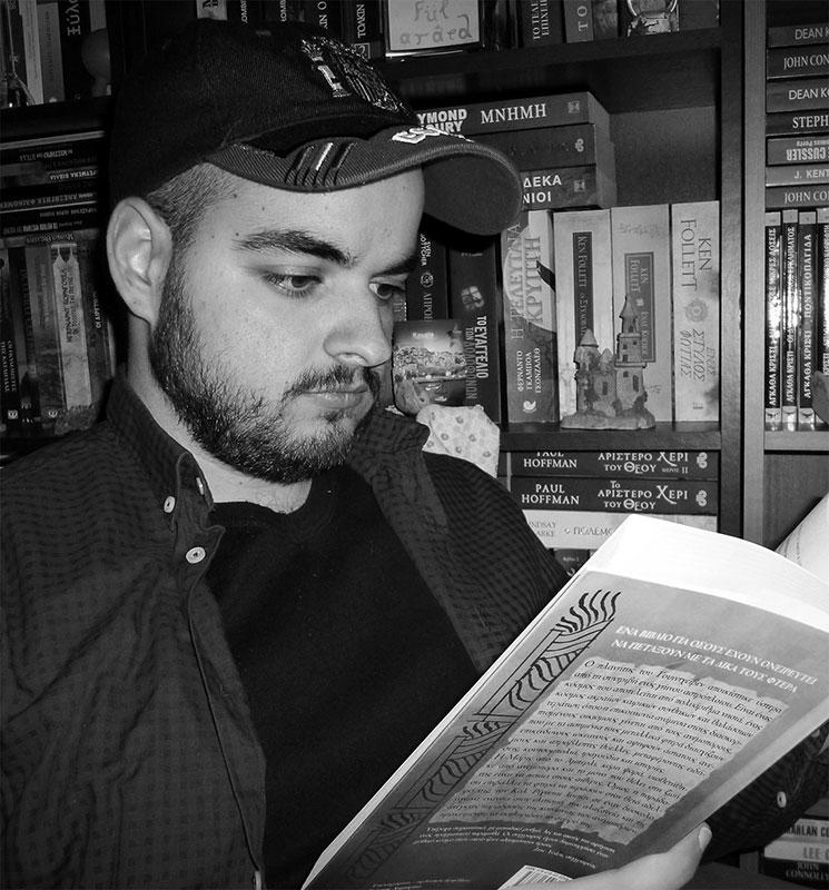 Μανώλης Παλαβούζης, Ο Τέταρτος Καβαλάρης - Ο Όλεθρος, Εκδόσεις Πηγή - www.pigi.gr