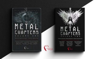 Metal Chapters: ενώνει δύο μεγάλες αγάπες, τη λογοτεχνία φαντασίας και μέταλ μουσική